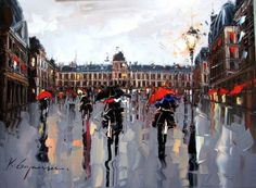 Warmth and energy in the vivid paintings of Kal Gajoum - ego-alterego.com