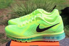 """Nike Air Max 2014 """"Neon & Mint"""""""