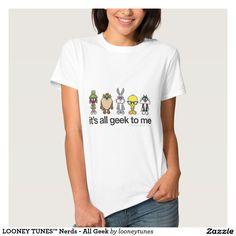 LOONEY TUNES™ Nerds - All Geek Shirt