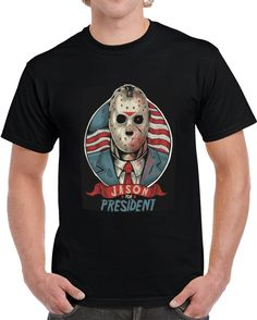 Jason For President  T Shirt