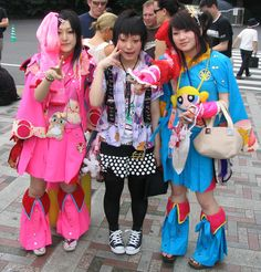 Harajuku girls fb covers - Google Search