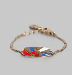 Bracelet Pauline | Marine de Diesbach