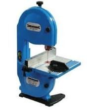 Silverline 441563 Trade Quality Bandsaw and Converter Plug Blue with induction motor. Max cutting depth Table size 300 x Woodworking School, Learn Woodworking, Woodworking Equipment, Sewer Line Replacement, Crochet Metal, Portable Band Saw, Power Saw, Table Saw Blades, Electric Saw