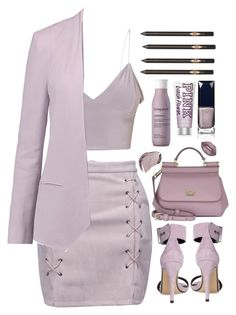 """Untitled #158"" by finderskeeper ❤ liked on Polyvore featuring WithChic, Dorothy Perkins, Dolce&Gabbana, Living Proof, Clé de Peau Beauté, Lime Crime, Christian Dior and Rebecca Minkoff"