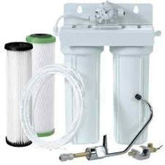 Apex 2-Stage Undercounter Drinking Water Filter