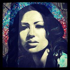 El Mac & Retna  #streetart #elmac