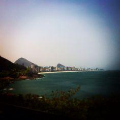 winter in Rio de Janeiro
