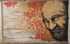 Mr. Klevra - Italian Street Artist - Roma(IT) - 08/2015 -  */  #mrklevra #streetart #italy