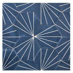 Love these Moroccan cement tiles by Claesson Koivisto Rune