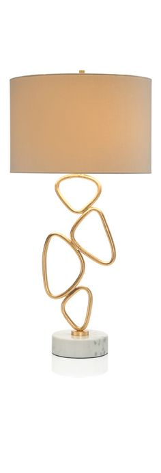 Tall table lamp @ InStyle-Decor.com Hollywood