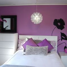 Pin By Marsha Gulick3 On Pink Purple Peach Coral Purple Bedrooms