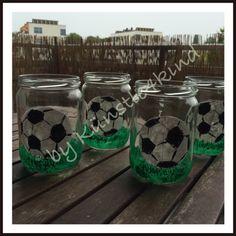 Fußball Geburtstag Tischdeko
