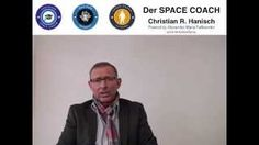 German Space Coach Standing