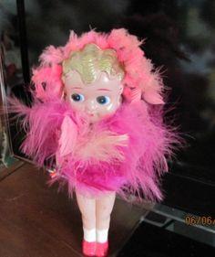 Kewpie doll Cupie Dolls, Kewpie Doll, Ken Doll, Barbie Dolls, Puppet Patterns, Kitsch, Antique Dollhouse, Barbie And Ken, Old Toys