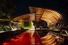 Mirante do Gavião Amazon Lodge / Atelier O'Reilly