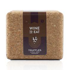 Trufas de Chocolate / Syrah - Wine to Eat