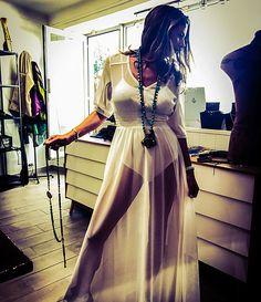 Julie et les tropéziennes, les robes de Saint Tropez Made in France Saint Tropez, Julie, Made In France, Formal Dresses, Chic, Style, Fashion, Gowns, Dresses For Formal