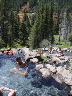 Would love to go to San Antonio one day! San Antonio Hot Springs outside of Jemez Springs Texas Vacations, Vacation Places, Dream Vacations, Vacation Spots, Places To Travel, West Texas, Texas Hill Country, New Mexico, Wyoming
