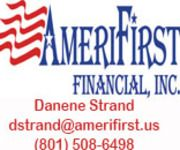 Danene Strand AmeriFirst Financial Had the best experience!