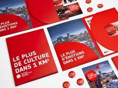 Quartier des spectacles   Campagne intégrée / Integrated Campaign   Imprimé / Print   lg2boutique