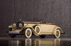 1929 Rolls-Royce Phantom I Henley Roadster