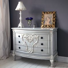 Bonaparte Chest of Drawers by The French Bedroom Company. #Frenchbedroom