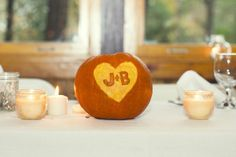 Pinspired: Fall Wedding Decor Ideas