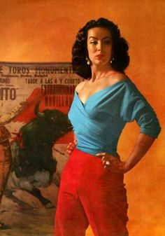Mexico's Maria Felix by Halsman: Learn more about Mexico, its business, culture and food by joining ANZMEX anzmex.org.au