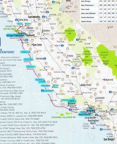 The Real MBA Housewife: PCH Roadtrip: From L.A. to San Francisco along the coast