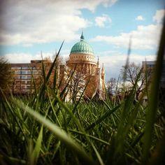 New photo online #nikolaikirche in #potsdam #platzdereinheit | #potsdamer #visitpotsdam #visit #visitbrandenburg #brandenburg #travel #germany #city #citypark #stadt #stadtpark #havelland #stadtzentrum Hope you like it