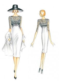 yo elijo coser: 3 Patrones gratis de Marfy : falda, chaqueta y top