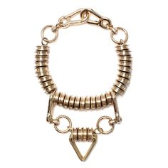 Moxham jewellery, made in the UK, leather and metal based, and bloody gorgeous! Marlowe necklace