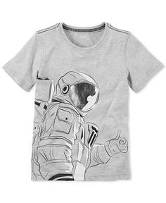 Carter's Little Boys' Astronaut T-Shirt - Shirts & Tees - Kids & Baby - Macy's