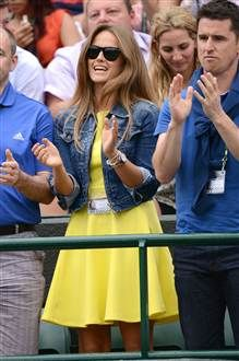 The new Kate? Andy Murray's girlfriend getting style love