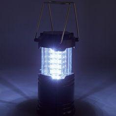 30 Led Emergency Light Portable Outdoor Lantern Ultra Bright Lightly Waterproof Southtoeast