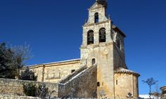 Bahabón de Esgueva - Burgos por M. Martin Vicente http://www.flickr.com/photos/martius/ Iglesia parroquial de Nuestra Señora de la Asunción Localidad: Bahabon de Esgueva Iglesia de una sola nave (planta de salón) que consta de dos tramos y se remata en ábside cuadrangular. Los muros son de piedra sillería de aparejo isódomo; a los pies se ubica la torre a la que se accede por medio de un cuidado husillo ubicado en el muro sur.