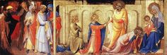Lorenzo Monaco - Adorazione dei Magi - 1414 -National Museum, Poznań