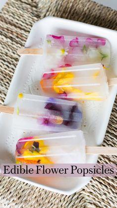 Summer Snacks, Summer Desserts, Fun Desserts, Delicious Desserts, Dessert Recipes, Yummy Food, Healthy Food, Frozen Desserts, Frozen Treats