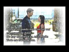 Esperanza Mia: Me muero por vos - Lali Esposito (letra)