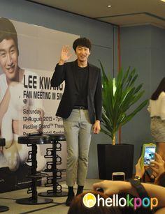 Lee Kwang Soo reveals whom he thinks is the strongest in Running Man: Kim Jong Kook
