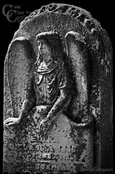 Angel - Taken at the Woodland Cemetery in London Ontario.