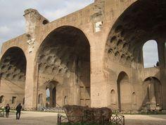 Basilica di Massenzio - Turismo Roma