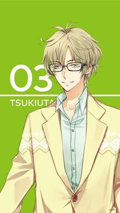 TsukiUta Smartphone wallpaper: Haru Yayoi