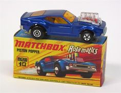 Lot 118 – Rare issue of Matchbox – Vintage Toys and Militaria 08 Jan 2014 http://www.candtauctions.co.uk/