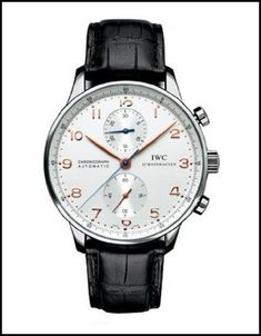 IWC Portuguese Chrono Automatic Watch IW371401