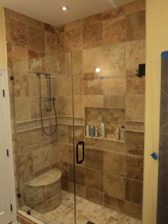 60 Quot Bathtub To Stand Up Shower Conversion Contemporary