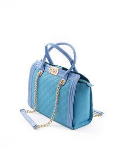 Dámska kabelka. Zloženie: 100% polyuretan