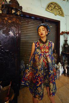 Salim đẹp không ngờ trong những mẫu áo dài cách tân sẽ hot suốt năm 2016 - Ảnh 10.