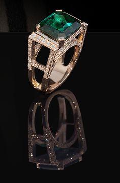Custom made ring by frida jewelry in halifax ns  ( http://frida.ca/frida/ )