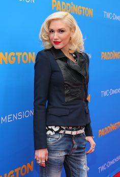 Gwen Stefani style, 2015.